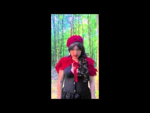 The Red and the Black Riding Hood - YouTube