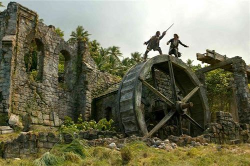 Image result for pirates of the caribbean wheel