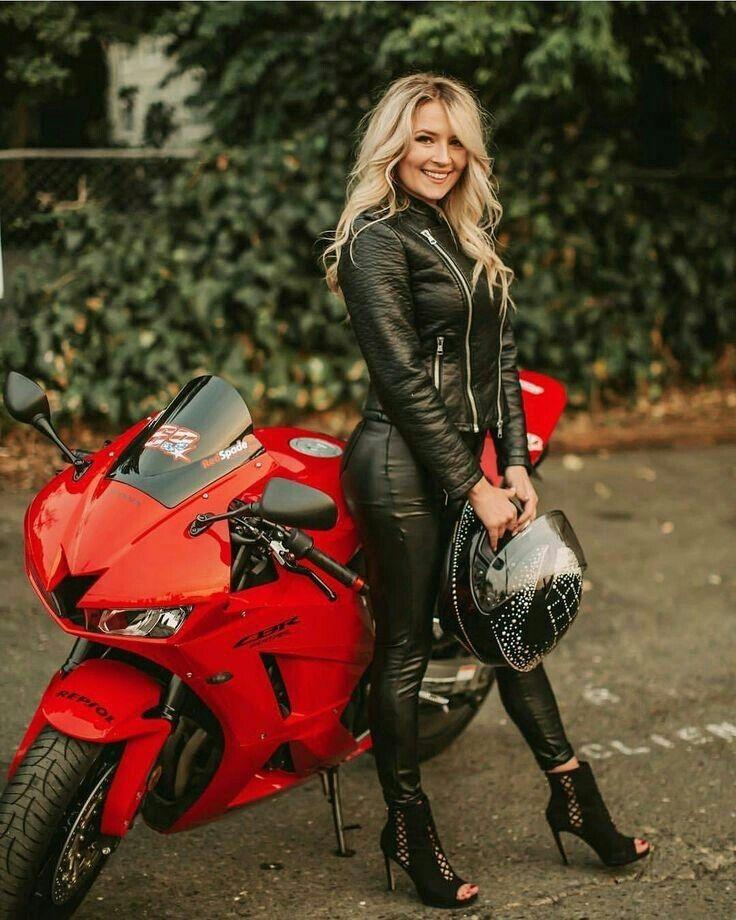 bikers females fetish pics