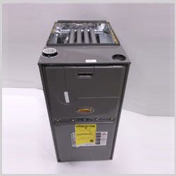 60000 Btu 96 Pct Eff Rheem Rgfg06emcks Modulating Upflow Gas Furnace Gas Furnace Furnace Hvac