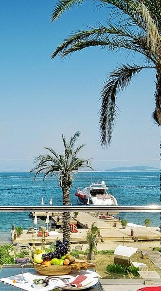 Chill on a private jetty while in Turkey.... visit http://leisurelab.com/leisure-culture/ for more