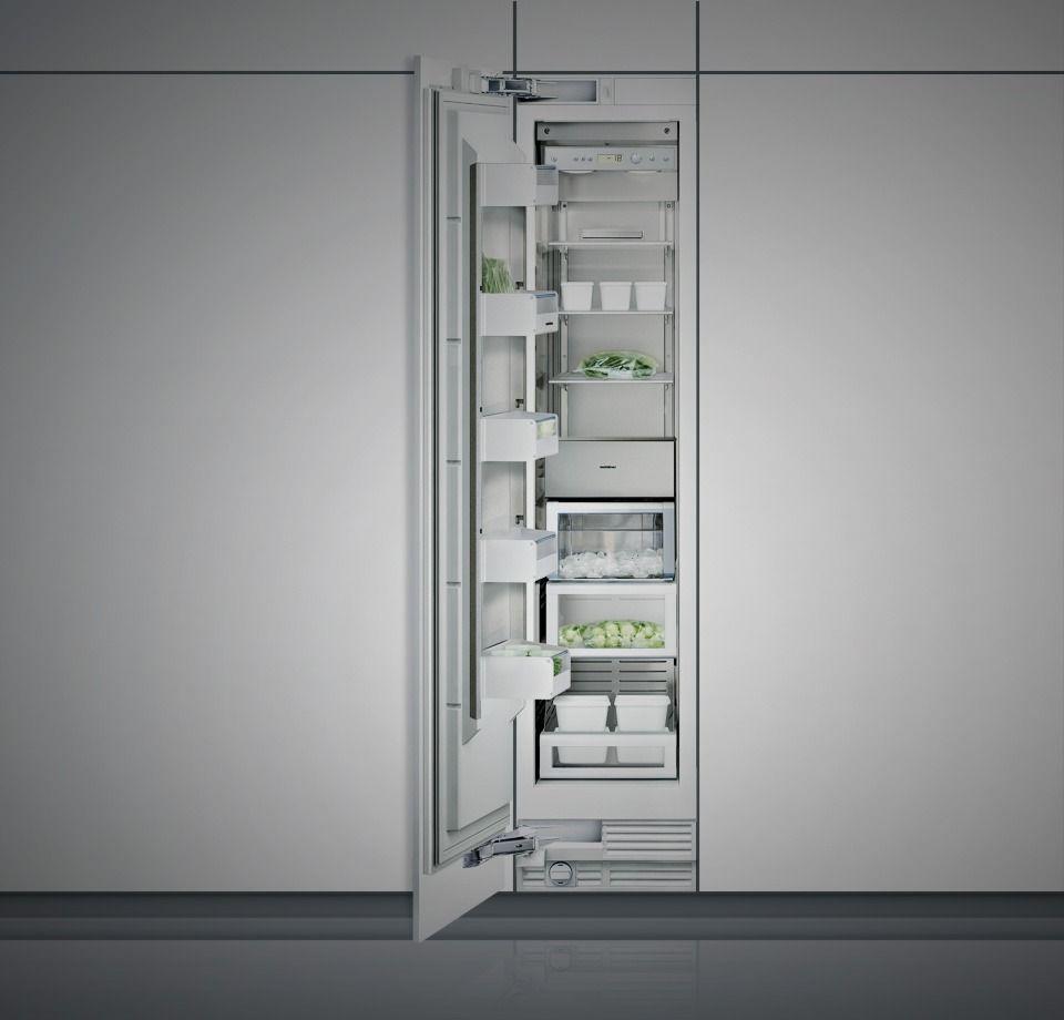 Gaggenau Freezer Column 400 Series Revuu Appliances Revuu  # Muebles De Cocina Gaggenau