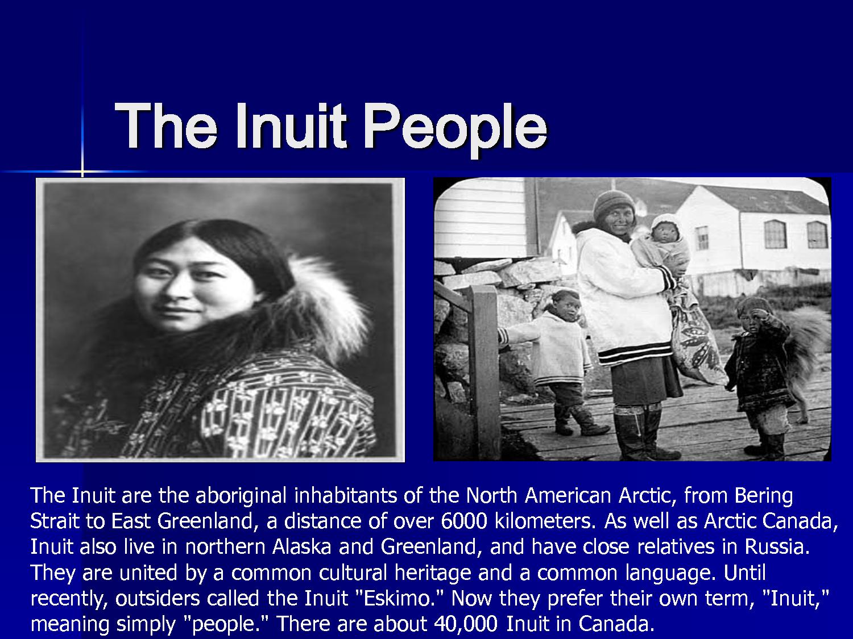 inuit prople the inuit people inuit people pinterest