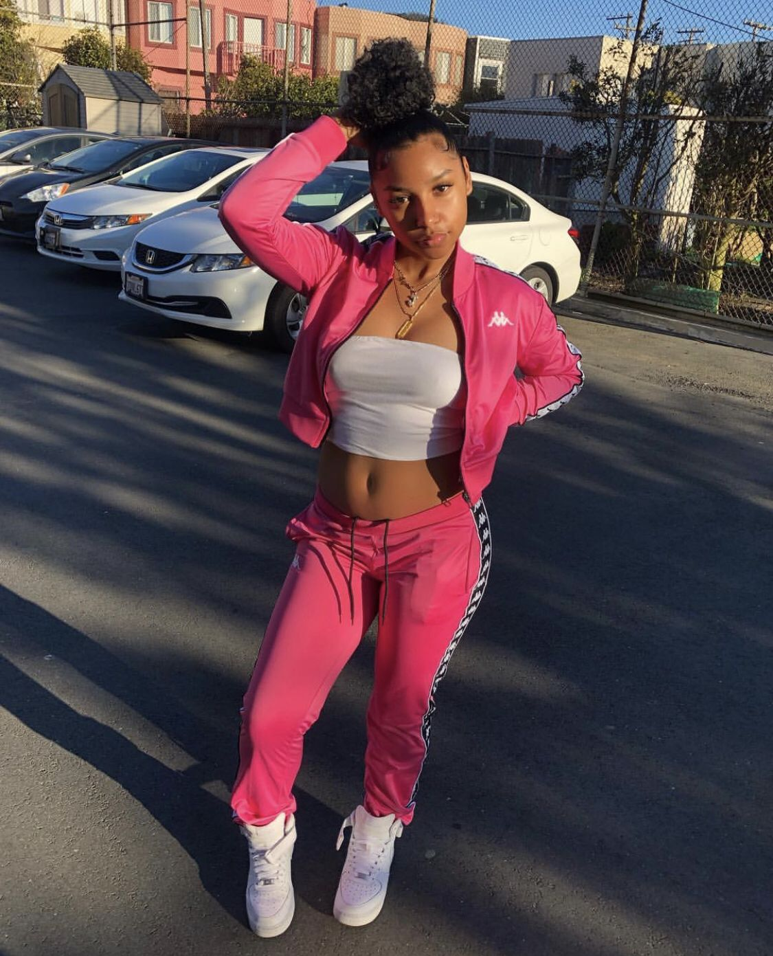 Black girl outfits image by Izzy on Clothes Cute swag