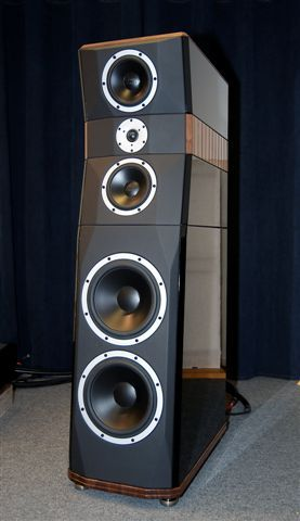 Peak Consult The Dragon Legend loudspeakers | Audio