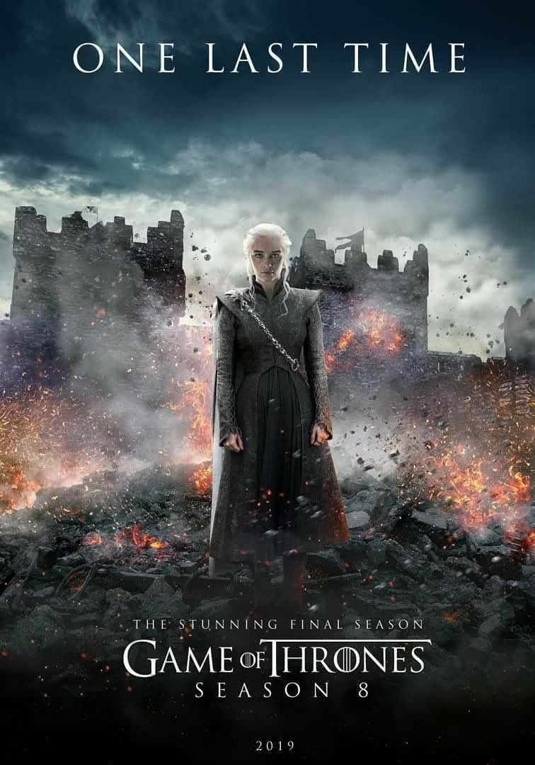 Game Of Trhones Saison 8 Streaming : trhones, saison, streaming, These, Shows, You'll, Watch, Obsessively, Thrones, Poster,, Thrones,