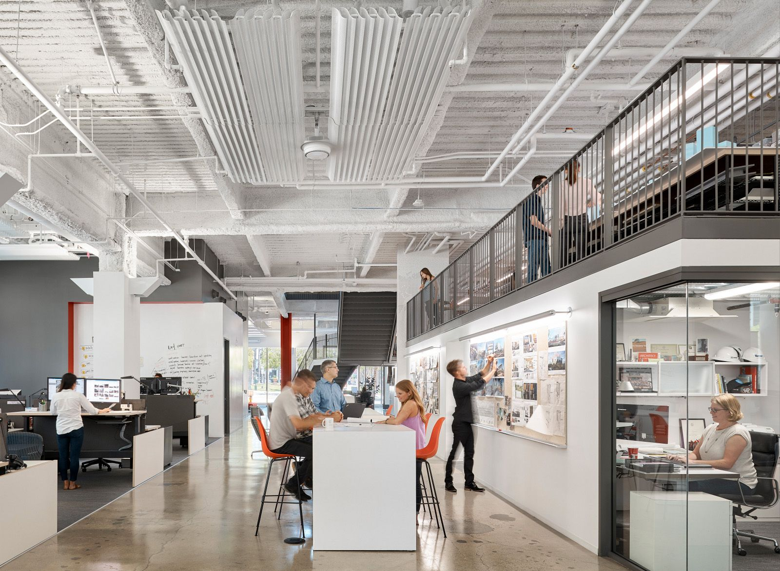 Office Tour Gensler Offices San Diego With Images