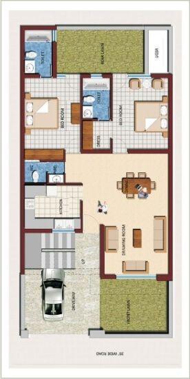 Readymade floor plans house design map home plan also rh in pinterest