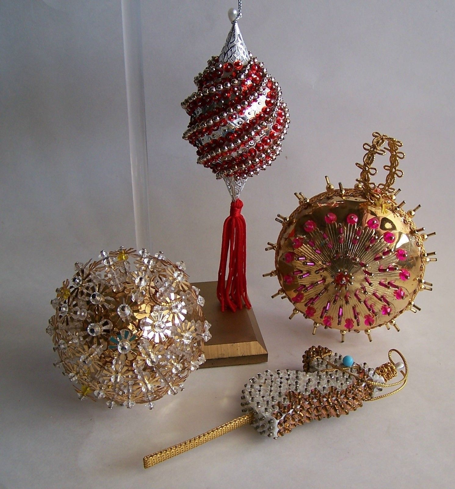 I Love These Ornaments From The Early 70S Kids Sometimes