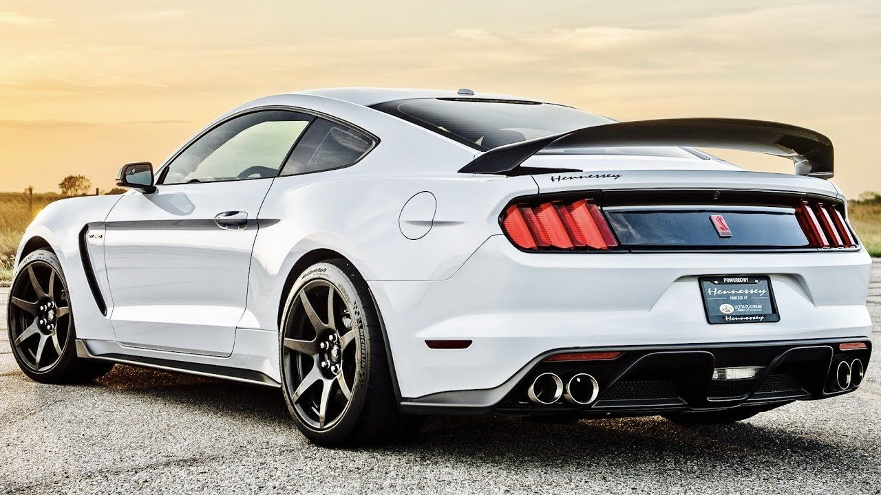 2018 Ford Mustang Shelby Gt350 Gt A True American Icon