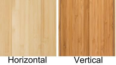 Did You Know That Bamboo Floor Can Be Horizontal or Vertical?: Horizontal vs. Vertical Bamboo Flooring