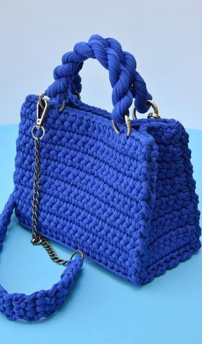 55+ Crochet Bag Pattern Design Ideas for This Summer – Page 54 of 55 – Beauty Crochet Patterns!