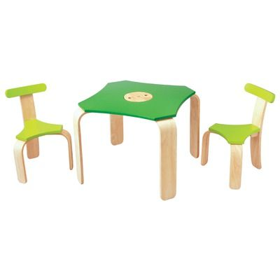 Plan Toys Modern Table And Chair Modern Table And Chairs Kids Table Chair Set Modern Table
