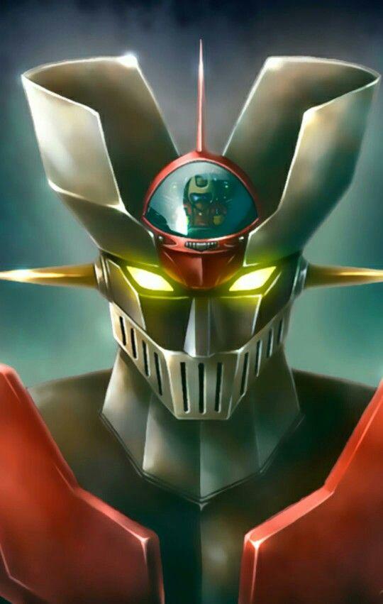 Pin By David Meneces On Tv Moderno: Cómics Anime, Mazinger Z Personajes Y Dibujos