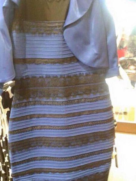 20 minuten kleid blau schwarz