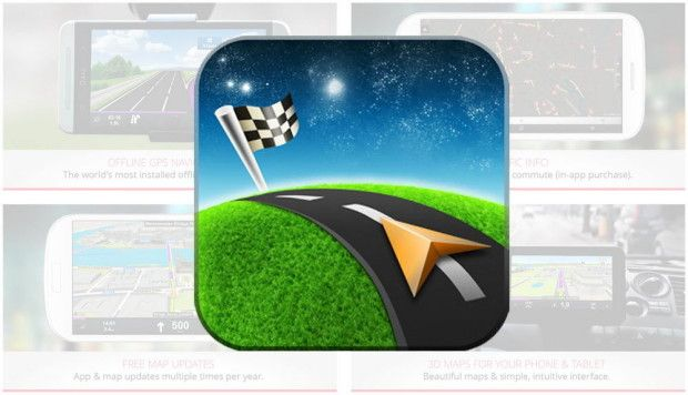 Download Sygic 14 0 2 APK – Offline Android GPS Navigation 3D Map