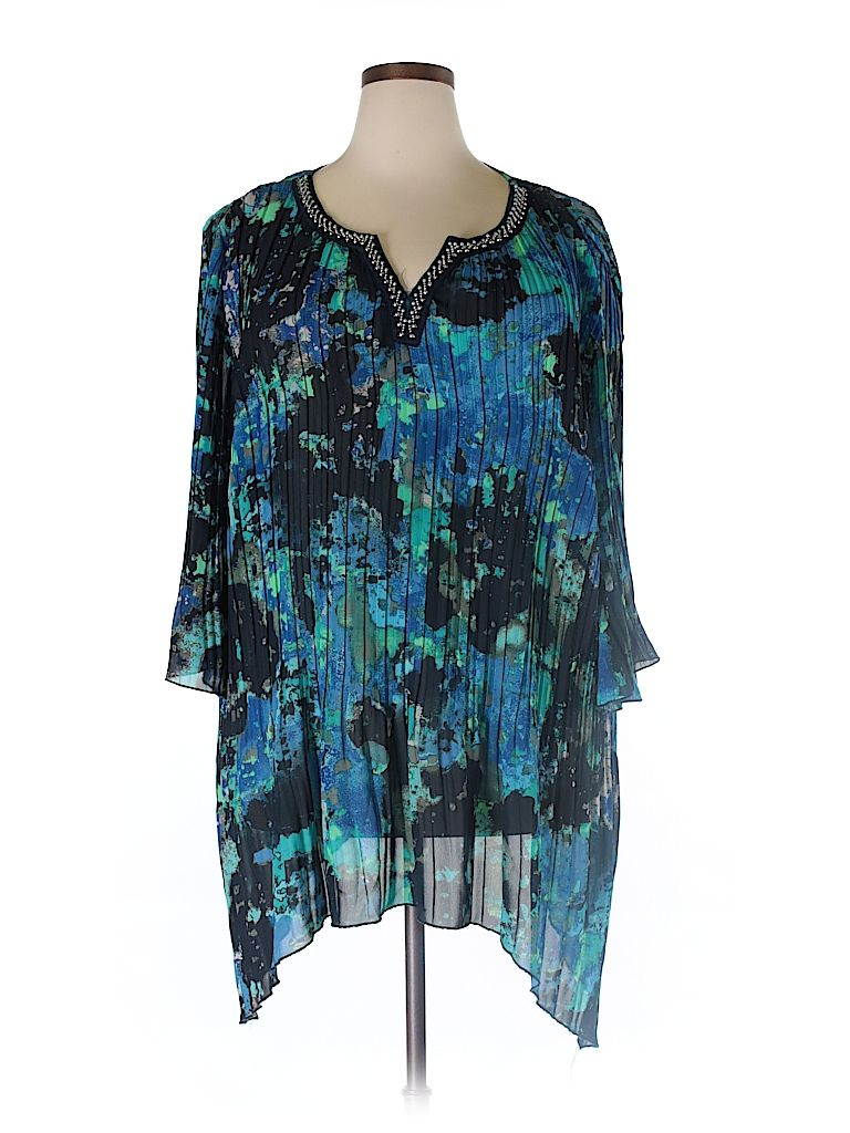sleeve blouse