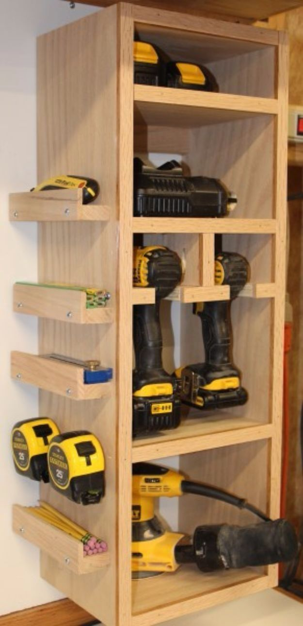 Diy projects your garage needs storage tower do it yourself diy projects your garage needs storage tower do it yourself garage makeover ideas include storage mudroom organization shelves and project plans for solutioingenieria Images