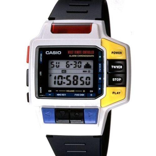 Casio wrist remote controller 1993 casio casiolove watch casio vintage watch casio for Thermo scanner watch