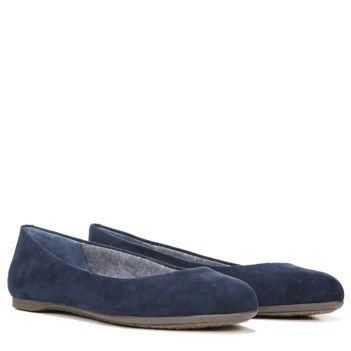 Dr. Scholl's Women's Giorgie Medium/Wide Memory Foam Flat at Famous  Footwear #FavoriteMemoryFoam