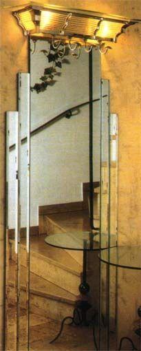 Art Deco Spiegel Nr. 482   Spiegels   Pinterest