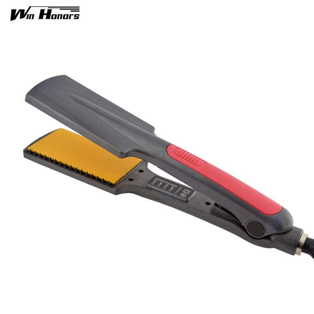 Professional Fast Heating Ceramic Hair Straightener 3d Flexible Flat Iron Thermoregulator Hai Hair Straightening Iron Ceramic Hair Straightener Straighten Iron