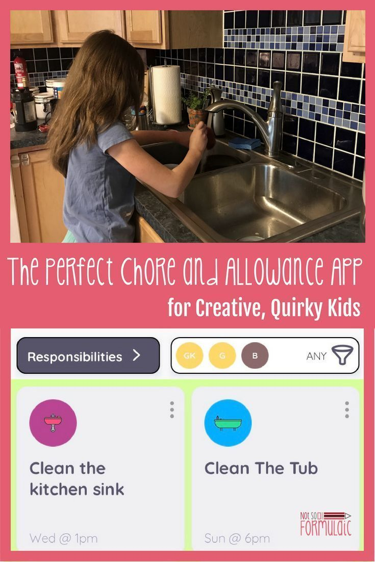 Meet Homey The Perfect Chore App for Quirky, Creative