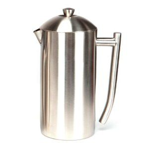 $87.95 for the 42-ounce.  An upgrade on the typical glass French press.