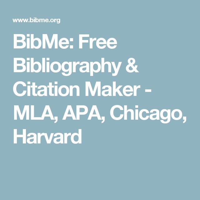 Bibme Free Bibliography Citation Maker Mla Apa