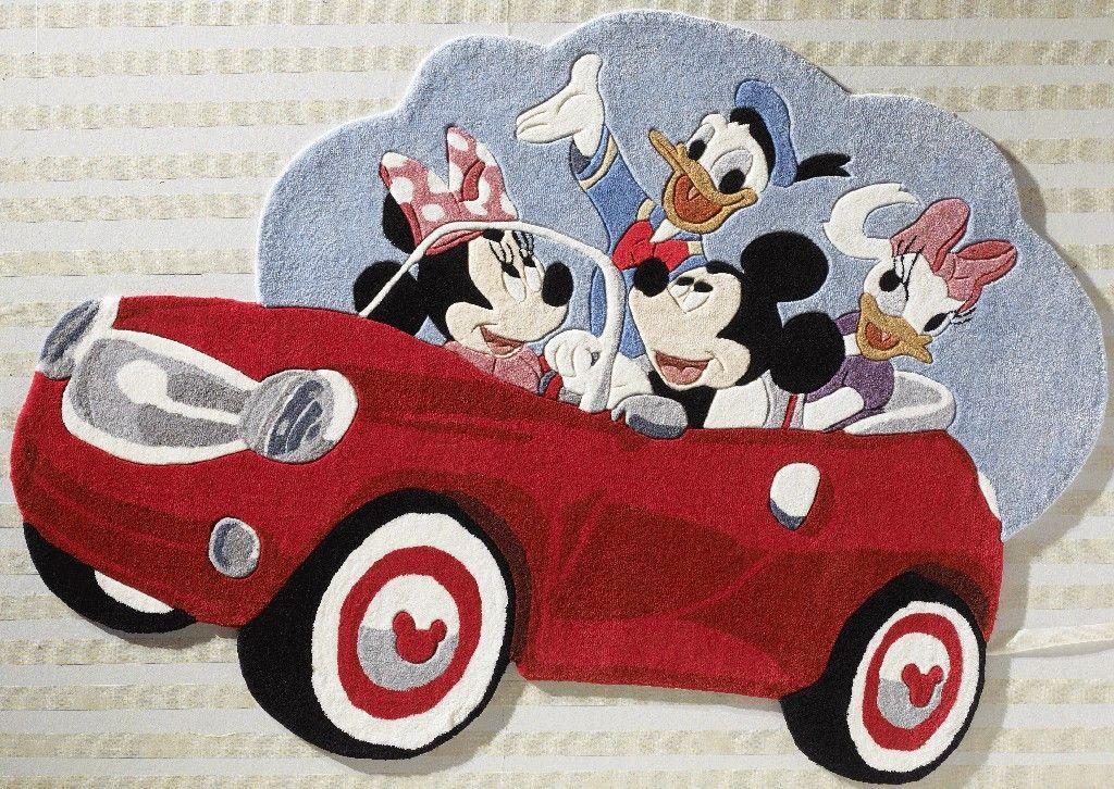 Tappeto Disney Top Line di ABC ITALIA. Disney, Tappeti