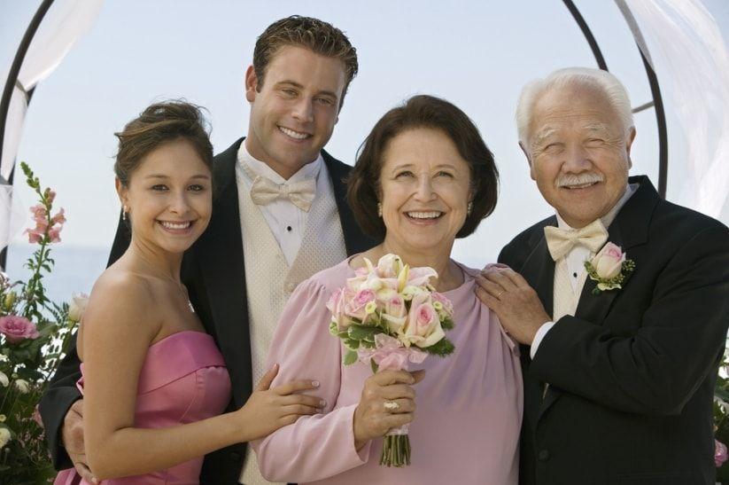 Padrinos De Matrimonio Catolico : Matrimonio católico cuál es la diferencia entre padrinos y