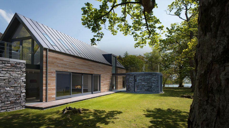 Bespoke Eco Home By An Award Winning Eco House Designer