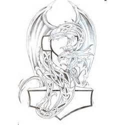 Suzuki Bikes Colon Cancer Symbol Tattoo picture 4343