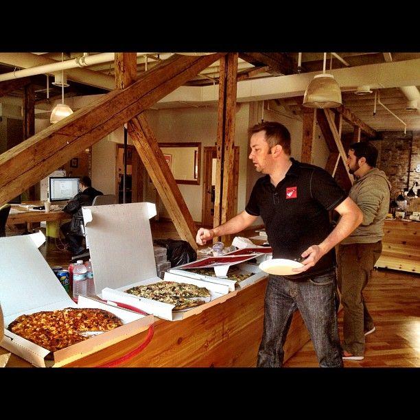 @pieholepizza serving up free lunch @philcoextra @doejo- #webstagram