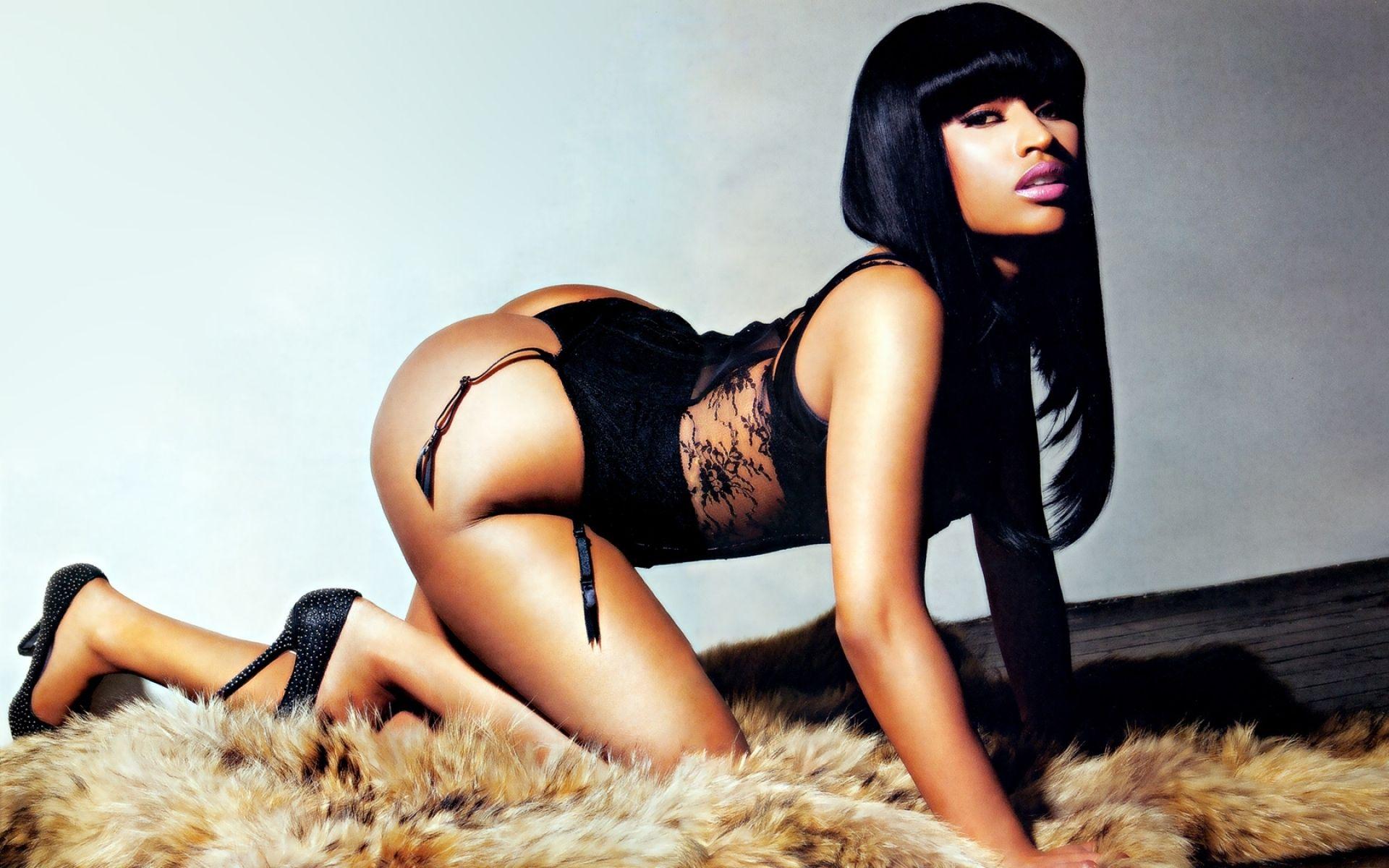 Nicki Minaj Nude Pics and Videos - - Top Nude