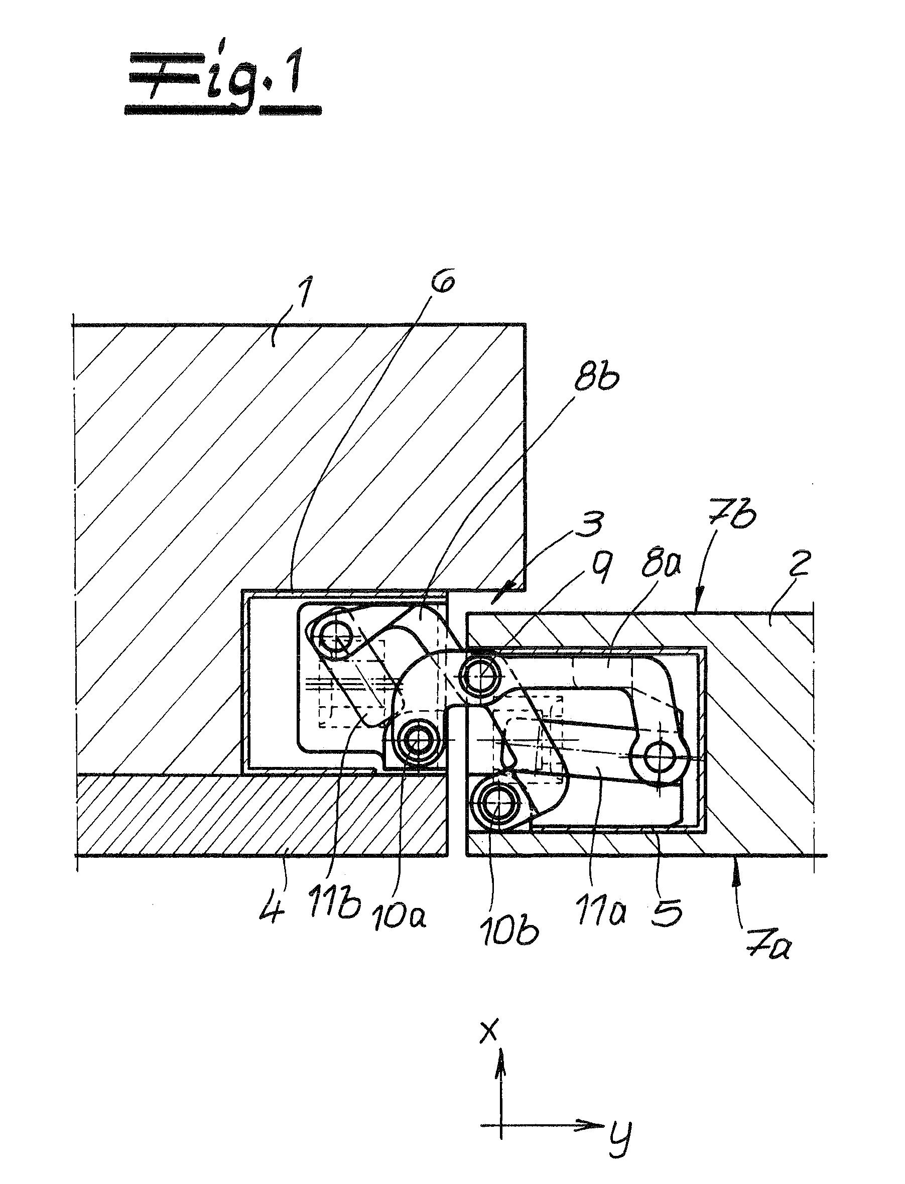 Door Window Patent Drawing Of Soss Hinges For Hidden Placement Between Of Door Hardware