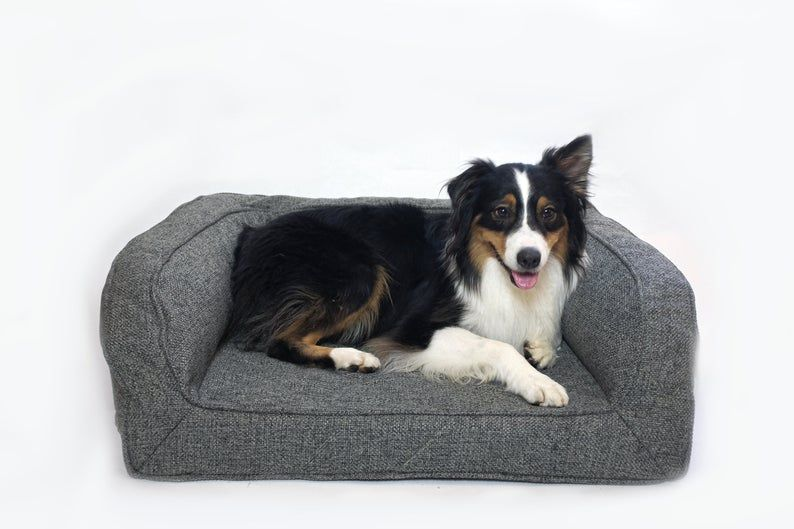 Petoben Xl Large Dog Bed I Washable Modern Fits Up To Etsy Dog Bed Large Dog Bed Large Dogs