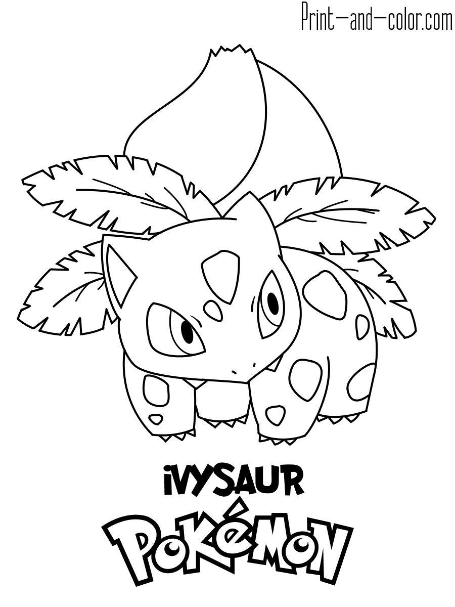 Coloring Pages To Print Pokemon Color Pages Coloring Page Pokemon 003 Coloring Page Pokemon Coloring Pages Pikachu Coloring Page Coloring Books