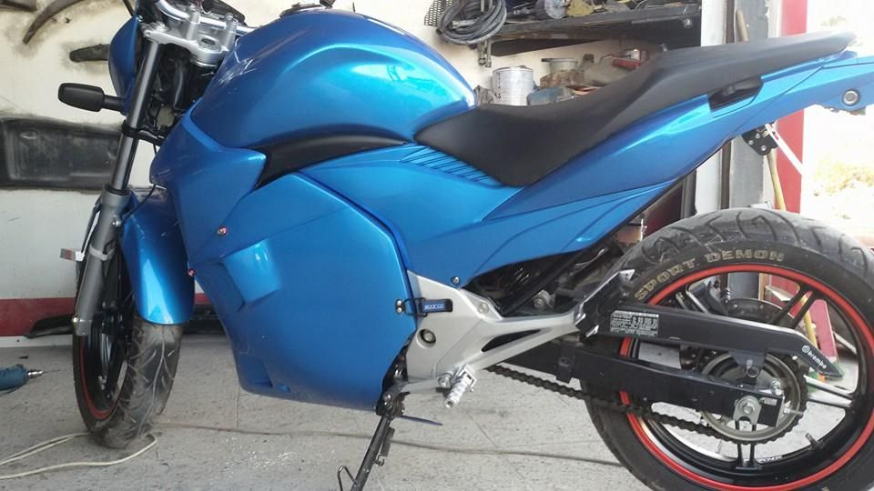Modified Motorcycle By Fiberglass Motorcycle Moped Vehicles