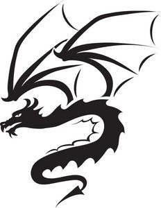 dragon clip art halloween pinterest clip art dragons and rh pinterest co uk chinese dragon clipart black and white dragon boat clipart black and white