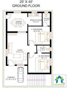 Image result for 2 BHK floor plans of 25*45 | door in 2019 | 20x30 on pool house plans, luxury estate mansion house plans, luxury 3 bedroom house plans, luxury patio house plans, luxury 2 bedroom flat plans, 4 bedroom home floor plans, pet friendly house plans, luxury room plans, simple house plans, southern house plans, luxury beach house plans, luxury office plans, 6 bedroom home floor plans, two story luxury house floor plans, rustic metal roof ranch house plans, luxury bed plans, luxury 1 bedroom house plans, luxury bachelor house plans, 6 car garage tandem plans, luxury 7 bedroom house plans,