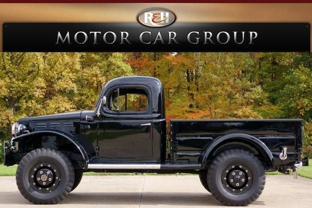 1944 Dodge Power Wagon For Sale Hemmings Motor News Dodge Power Wagon Power Wagon Old Dodge Trucks
