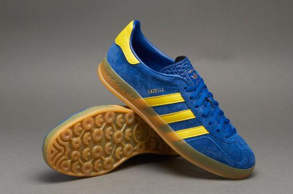 adidas Originals Gazelle Indoor - Mens Select Footwear ...