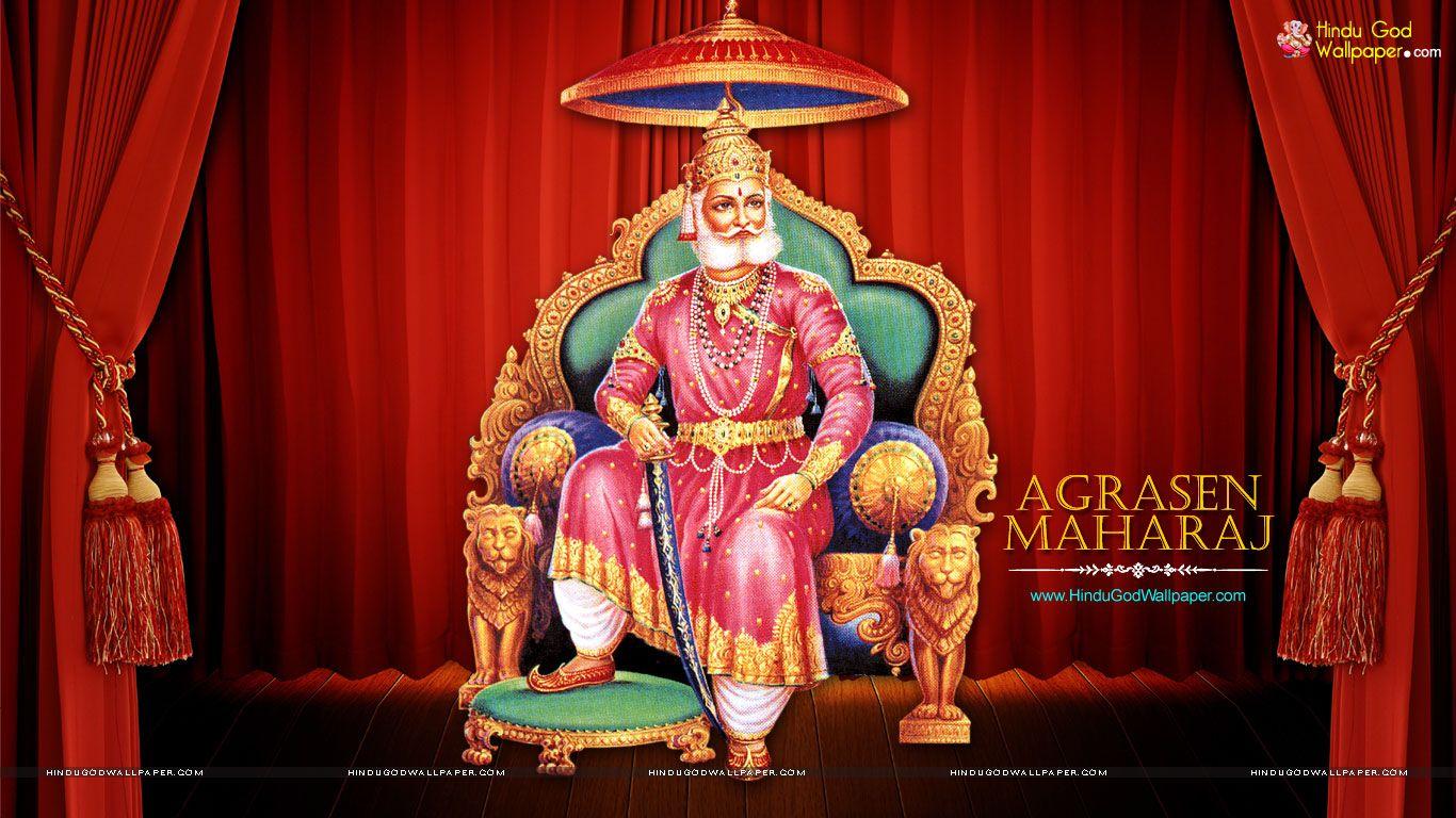 agrasen maharaj hd wallpapers free download maharaja agrasen ji wallpapers pinterest