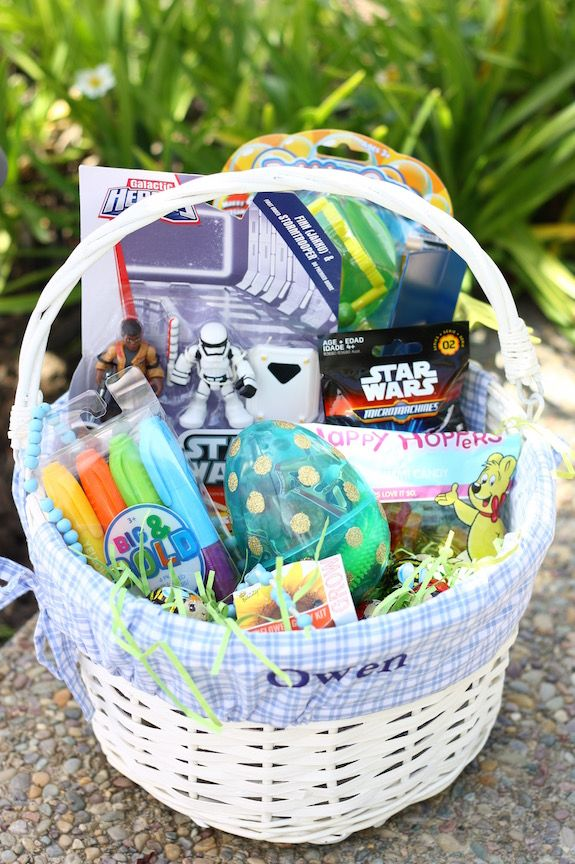 Preschooler easter basket ideas easter for kids pinterest easter preschooler easter basket ideas negle Gallery