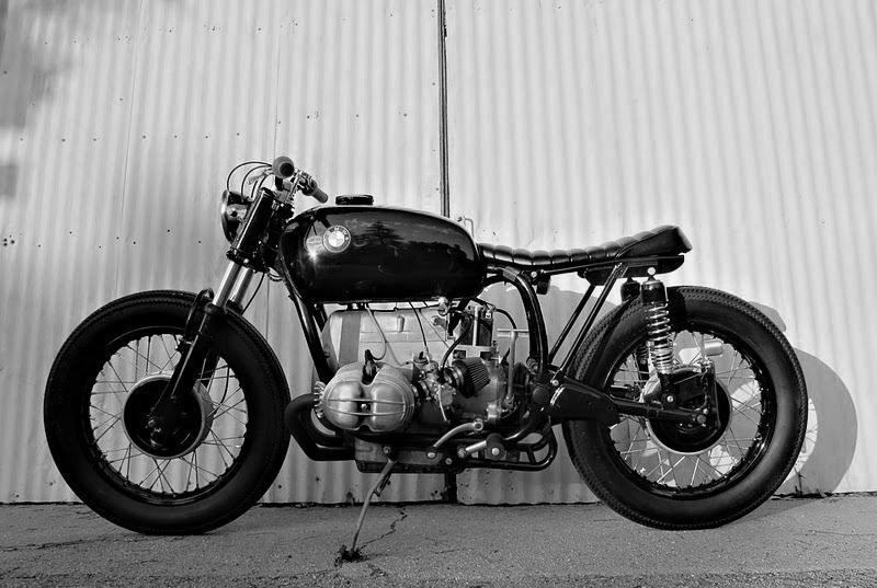 Vintage+BMW+motorcycle+cafe7 | Moto | Cafe racer parts, Bmw