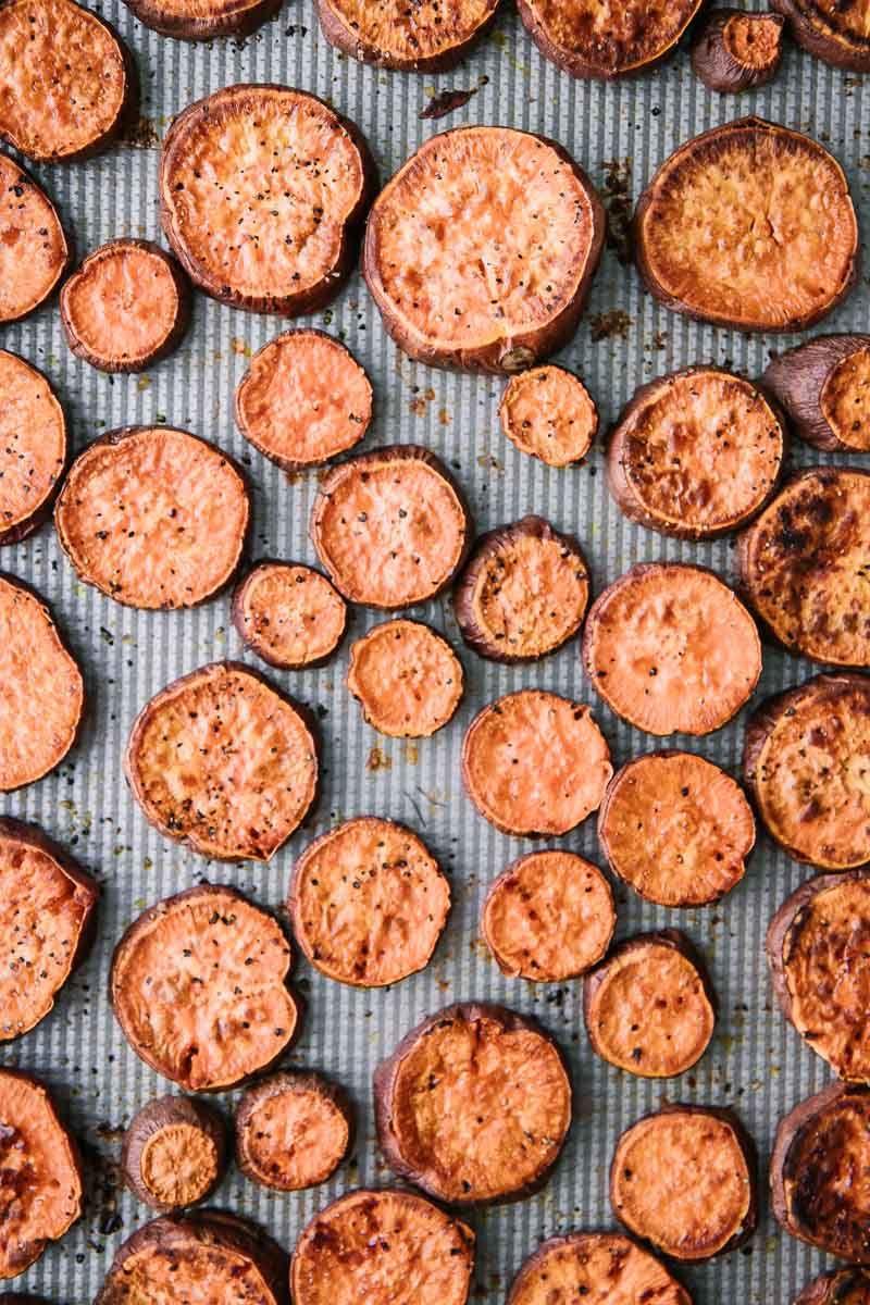 Crispy Sweet Potatoes Oven