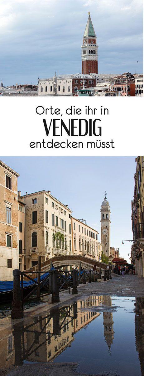 Venedig – Die Lagunenstadt entdecken #venedig #italien #venice