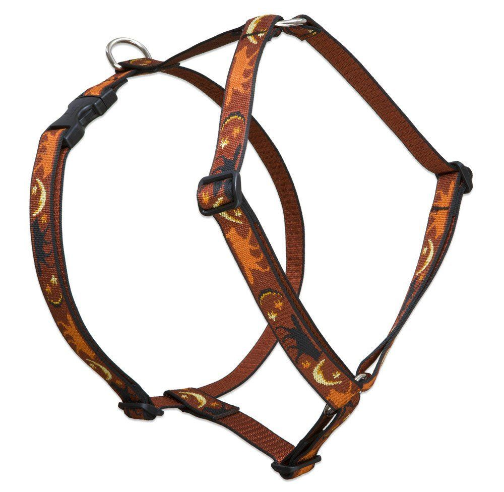 Lupine 1 Inch Shadow Hunter Roman Harness For Medium And Large