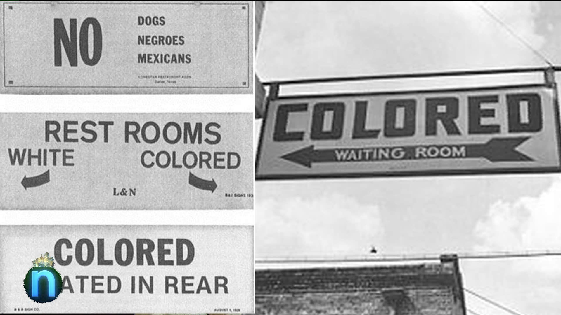 racial discrimination in america during the 1950s Since chinese americans were effectively denied citizenship until the 1950s, their access to jobs was limited, and they were prohibited by law from owning property although japanese.